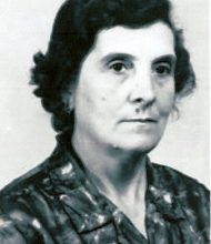 Maria Ildefonso Mendes