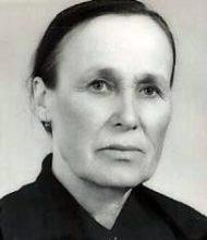 Antónia Teixeira Conduto