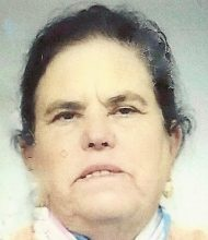 Maria Antónia d´Assunção Rosa