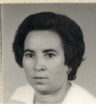 Maria Antónia Martins Bento