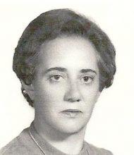 Maria Teresa Rodrigues Palma