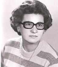 Maria Bárbara Godinho Rodrigues da Cruz